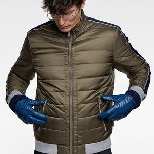 Zara Puffer Jacket Olive XXL